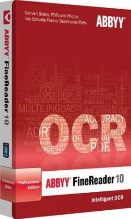ABBYY FineReader Pro 10 Full RePack