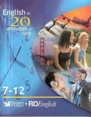 English in 20 minutes аудиокурс английского языка
